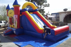 Photo #7: Bounce House for rent, Chairs, Tables, Jukeboxes, Rockolas touch...