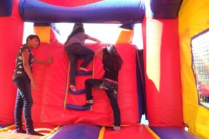 Photo #6: Bounce House for rent, Chairs, Tables, Jukeboxes, Rockolas touch...