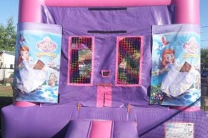 Photo #3: Bounce House for rent, Chairs, Tables, Jukeboxes, Rockolas touch...