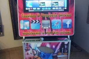 Photo #2: Bounce House for rent, Chairs, Tables, Jukeboxes, Rockolas touch...