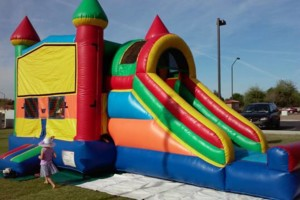 Photo #16: Water slide, Combos, Chairs, Tables, Catering Service