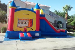 Photo #7: Water slide, Combos, Chairs, Tables, Catering Service
