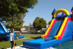 Photo #2: Water slide, Combos, Chairs, Tables, Catering Service
