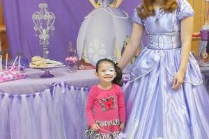 Photo #19: PRINCESS Snow White BIRTHDAY PARTIES!