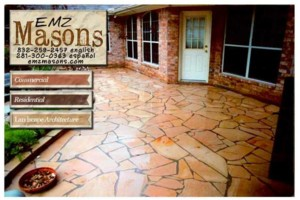 Photo #8: Stone mason ( EMZ MASONS) outdoor kitchen, patio, fireplace and other