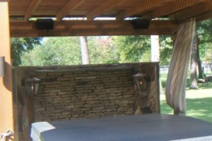 Photo #4: Stone mason ( EMZ MASONS) outdoor kitchen, patio, fireplace and other
