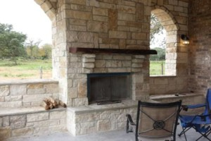 Photo #2: Stone mason ( EMZ MASONS) outdoor kitchen, patio, fireplace and other