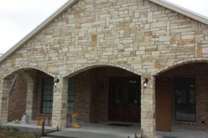 Photo #1: Stone mason ( EMZ MASONS) outdoor kitchen, patio, fireplace and other