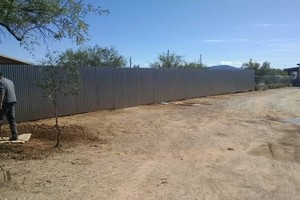 Photo #4: Privacy fences and horse corrals