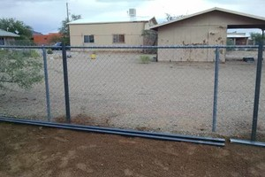 Photo #2: Privacy fences and horse corrals