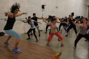 Photo #1: PerForm Studio - Zumba Fitness Class and more!