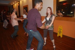 Photo #7: LEARN SALSA FOR FREE! AND EVEN MAKE SOME MONEY AT IT!