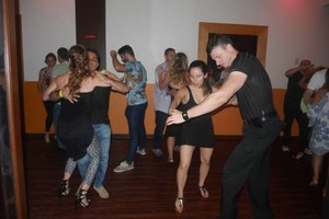 Photo #6: LEARN SALSA FOR FREE! AND EVEN MAKE SOME MONEY AT IT!
