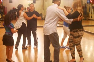 Photo #2: LEARN SALSA FOR FREE! AND EVEN MAKE SOME MONEY AT IT!