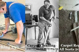 Photo #1: Carpet Cleaning and Upholstery Clean WinterSpecial