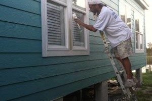 Photo #9: I'm a PAINTER! NEED A COLOR CHANGE? or MOVING IN OR OUT? Call today!