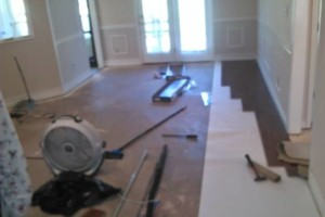 Photo #11: LAMINATE BAMBOO (engineered flooring installation)