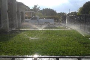 Photo #23: Water well, sprinklers system, water system, pumps install