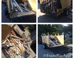 Photo #1: Junk removal and clean out