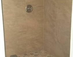 Photo #7: THE PERFECT TOUCH - CUSTOM TILE SHOWER