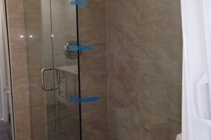 Photo #8: THE PERFECT TOUCH - CUSTOM TILE SHOWER
