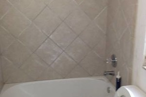 Photo #10: THE PERFECT TOUCH - CUSTOM TILE SHOWER