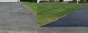 Photo #2: Satisfaction Guaranteed!!! Robert & Son Driveway Repair, Seal coating, Striping...