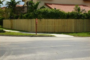 Photo #2: NEW FENCES OF ANY KIND! FREE ESTIMATES!