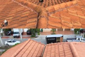 Photo #13: Miami's Pressure Washing Services - roof cleaning as low as $145