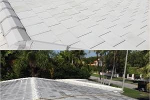 Photo #11: Miami's Pressure Washing Services - roof cleaning as low as $145