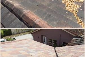 Photo #7: Miami's Pressure Washing Services - roof cleaning as low as $145