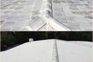 Photo #4: Miami's Pressure Washing Services - roof cleaning as low as $145