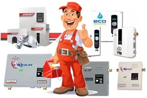 Photo #1: Service, Repair & Installation of Electric Tankless Water Heater