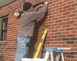 Photo #11: Chimney repair. Tuck Pointing. Сall Mike Smith!