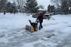 Photo #1: Four Seasons lawn service. ˜†Leaf & Snow Removal