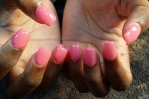 Photo #1: Nail Special!! Full-Set & Pedicure $35
