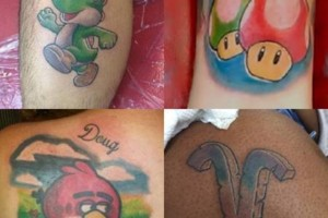 Photo #3: Tattoos?! Names starting at $25