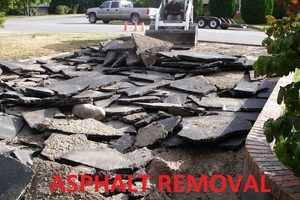Photo #4: Debris & Concrete Removal