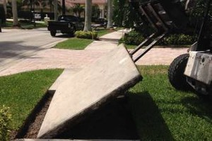 Photo #6: Debris & Concrete Removal