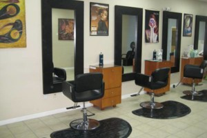 Photo #5: NEW UPSCALE UNISEX BLACK HAIR CARE SALON
