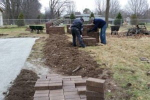 Photo #18: Landscaping, Mulch, Retaining Walls, Sod, Fence Staining