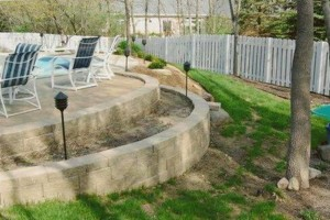 Photo #12: Landscaping, Mulch, Retaining Walls, Sod, Fence Staining