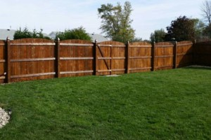 Photo #5: Landscaping, Mulch, Retaining Walls, Sod, Fence Staining