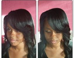 Photo #4: $50 Express Sew-In. Mon-Wed Only!  Hairtoure Beauty Bar