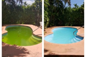 Photo #6: Clean Pools - Swimming Pool Service & Repairs