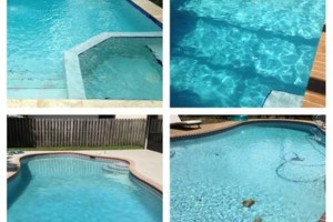 Photo #1: Clean Pools - Swimming Pool Service & Repairs