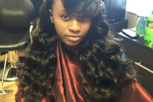 Photo #9: $90 Sew-In. $50 bond-In. $40 makeup special