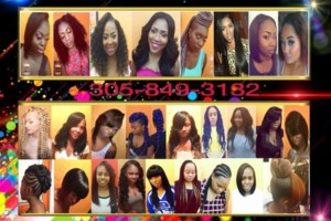 Photo #8: $90 Sew-In. $50 bond-In. $40 makeup special