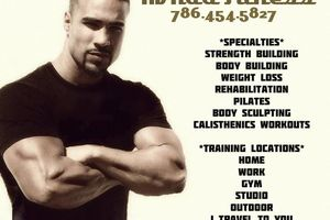 Photo #1: PERSONAL TRAINER - group training - Get the body you want NOW!