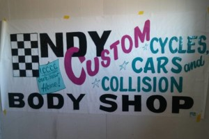 Photo #1: INDY CUSTOM CYCLES